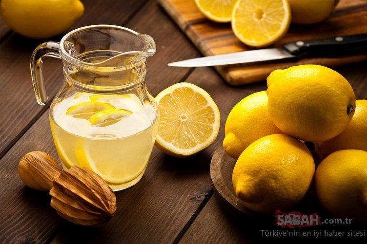Maydanoz sarımsak limon kürünün mucizevi yararları