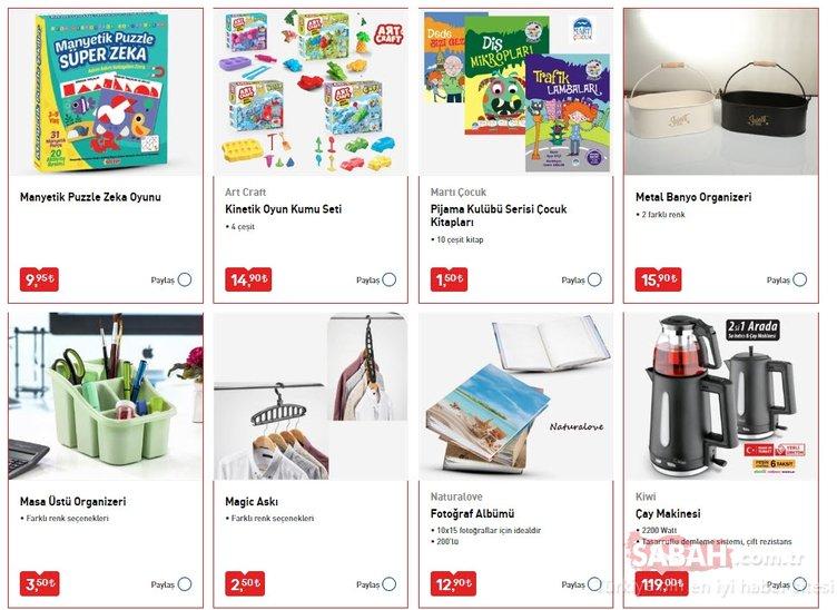 Haftanın BİM aktüel ürünleri kataloğu 29 Nisan 2020 yayınlandı: BİM aktüel ürünler listesi dev fırsatları içeriyor!