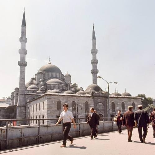 71'in İstanbul'undan nostaljik kareler
