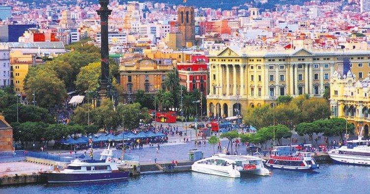 Yazın tadı Barselona'da çıkar