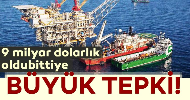 Doğu Akdeniz'de 9 milyar dolarlık oldubitti: Rumlar'dan ilk satış anlaşması