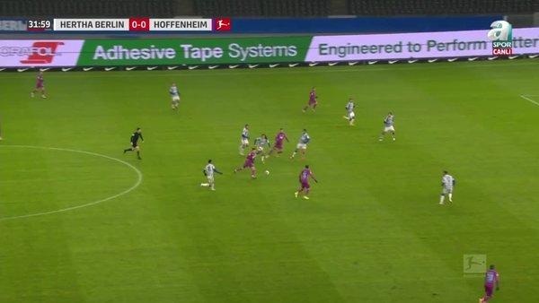 GOL | Hertha Berlin 0-1 Hoffenheim