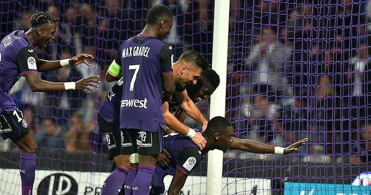 Yusuf Yazıcı'nın asisti mağlubiyete engel olamadı! - Toulouse 2 - 1 Lille MAÇ SONUCU