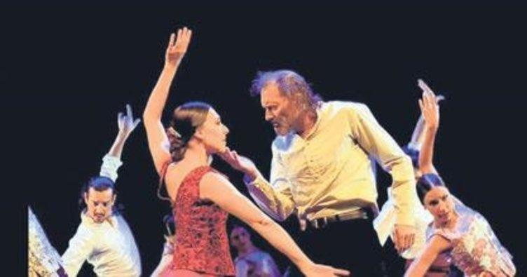 Don Kişot Istanbul'a geliyor