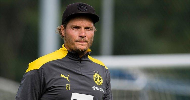 Eski Beşiktaşlı Borussia Dortmund'un yeni teknik direktörü oldu!