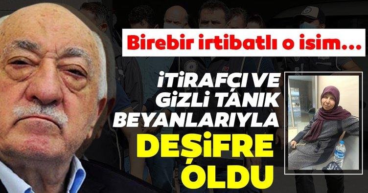 FETÖ'nün Manisa ablasına hapis cezası! 17 Tanık hakkında ifade verdi
