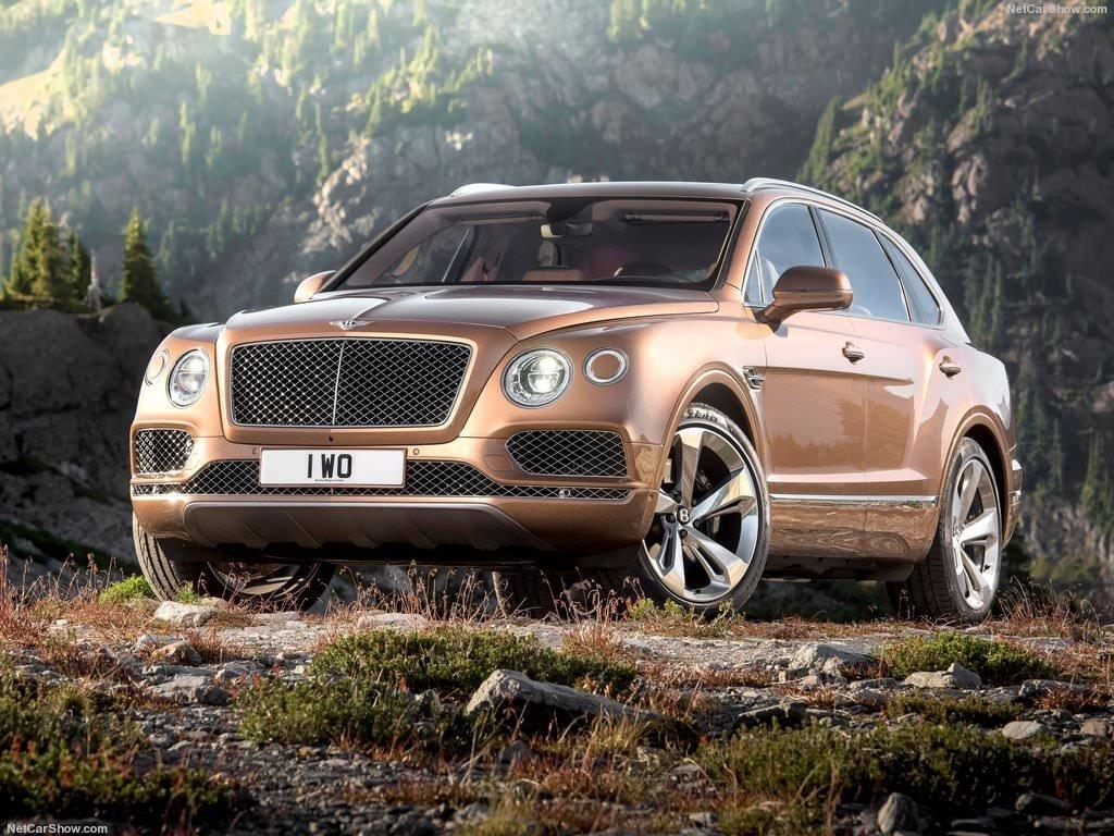 En Lüks Ve En Hızlı Suv Bentley Bentayga Galeri Otomobil 27