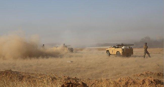 Irak güçleri Ratba'da kontrolü yeniden sağladı