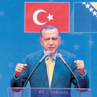 Erdoğan'a sevgi seli Avrupa basınını şaşırttı