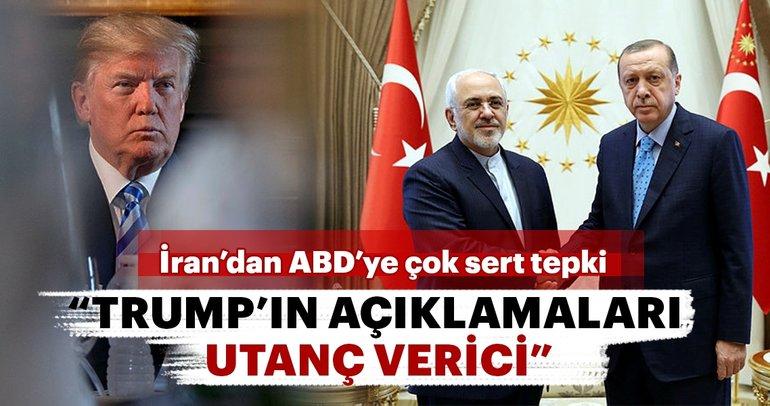 SON DAKİKA: İran'dan ABD'ye Türkiye tepkisi
