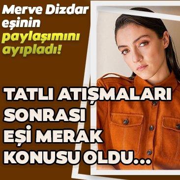 Gürhan Altundaşar eşi Merve Dizdar'ı tiye aldı!