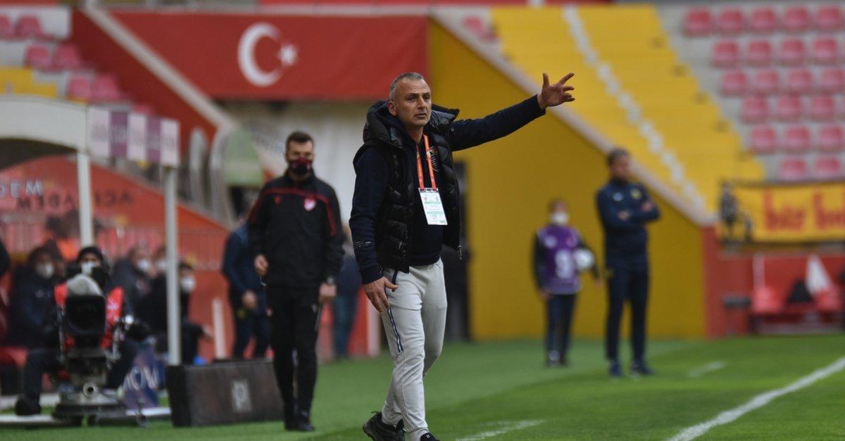 Kayserispor'un yeni hocası Uğur Kulaksız oldu!