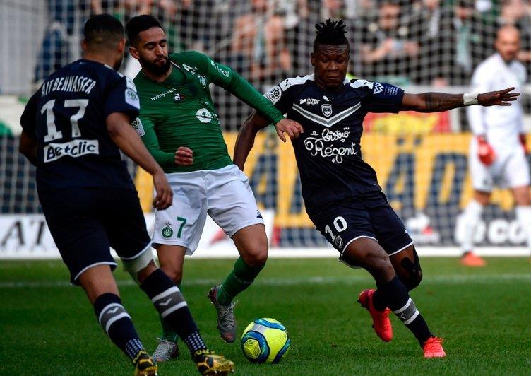 Nijeryalı Samuel Kalu Galatasaray'a gelmek istiyor