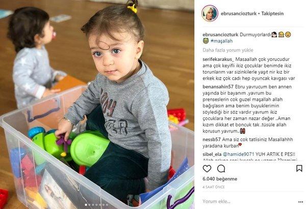 Ünlülerin Instagram paylaşımları (25.03.2018)