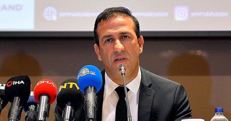 Yeni Malatyaspor Başkanı Adil Gevrek: 10'a yakın futbolcu transfer edeceğiz