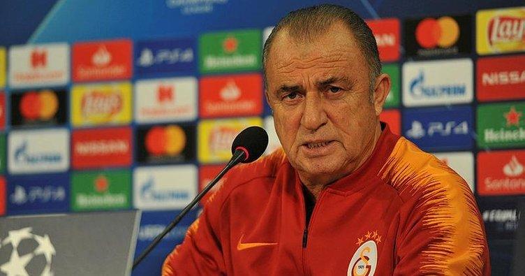 Fatih Terim: 30 milyon Galatasaraylı cevap bekliyor