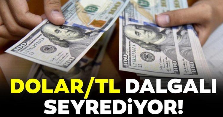 Dolar/TL dalgalı bir seyir izliyor! İşte güncel döviz kurları