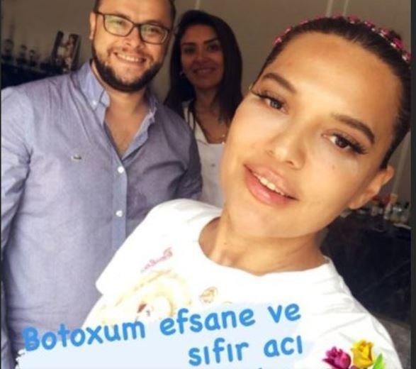 Demet Akalın'ın son hali hayranlarını ikiye böldü! Şarkıcı Demet Akalın dudaklarını yaptırdı sosyal medya çalkalandı!