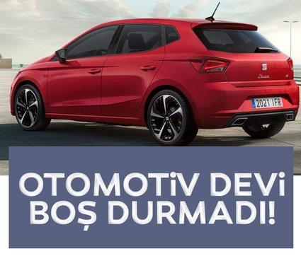 Makyajlı Seat Ibiza tanıtıldı! 2022 Seat Ibiza'nın fiyatı ve özellikleri nedir?