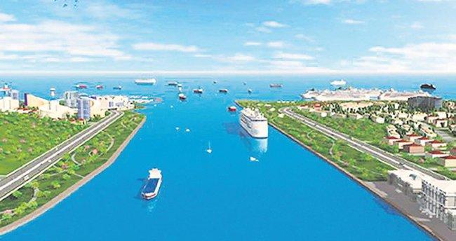 Kanal İstanbul'un temeli 2018'de - Son Dakika Haberler