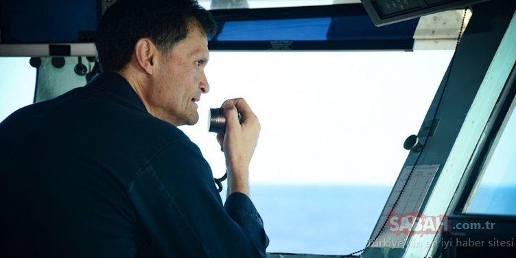 ABD'nin Körfez'deki dev uçak gemisinin kaptanı bir İranlı! Albay Kavon Hekimzade'nin şaşırtan hikayesi