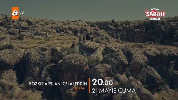 Bozkır Arslanı Celaleddin 1. Bölüm Fragmanı yayınlandı! İlk bölüm 21 Mayıs'ta | Video