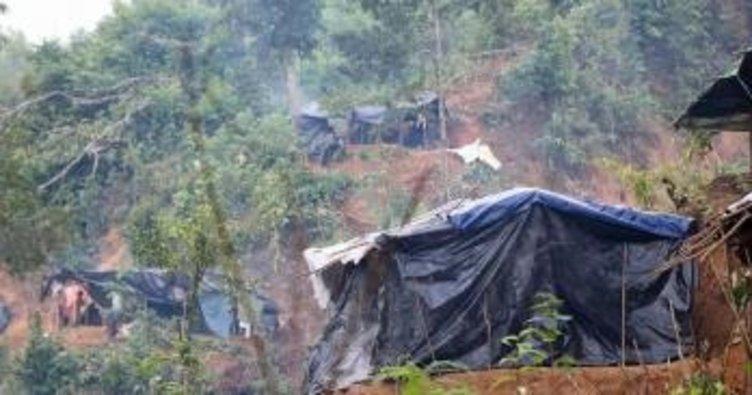 Arakan'da 471 ilçeden 176'sı insansız kaldı
