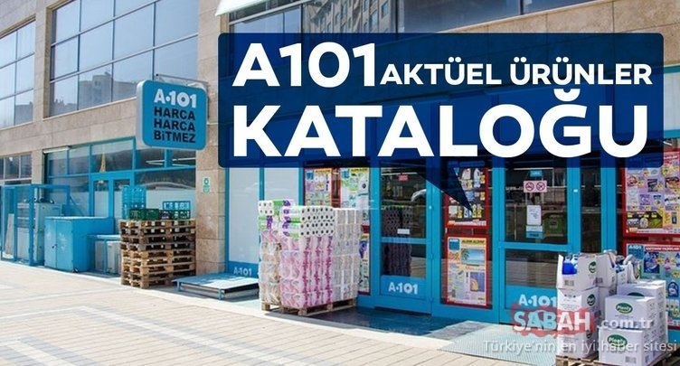 A101 aktüel ürünler kataloğu burada! A101 aktüel ürünler 23 Ocak'tan itibaren bu hafta büyük indirim sizleri bekliyor!