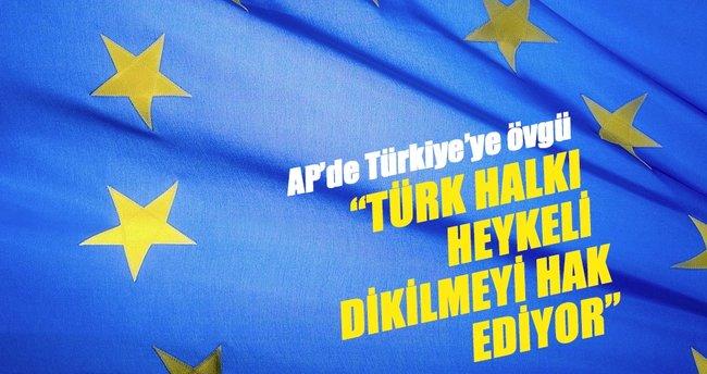 AP Genel Kurulu'nda Türkiye konuşuldu