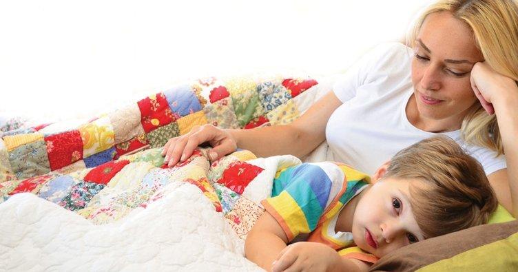 Çocuğunuz yalnız uyumak istemiyorsa…