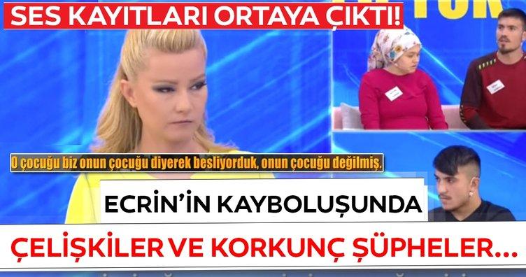 SON DAKİKA HABER | Üvey amca Özkan, ahırda Ecrin'in fotoğrafını çekmiş! Müge Anlı'nın soruları gerçeği aydınlatacak...