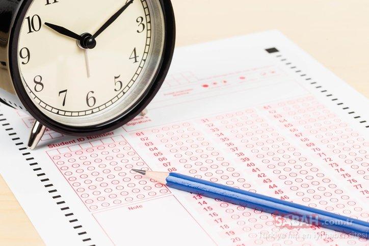 ALES sınav giriş belgesi açıklandı! ALES 2 sınav giriş yeri sorgulama!
