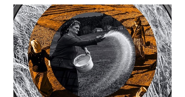 Yeni nesile fotoğraflarla tarım ve kadın anlatılacak