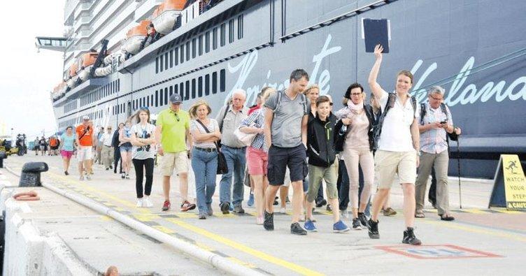 Turizmde ibre yukarı döndü, doluluk arttı