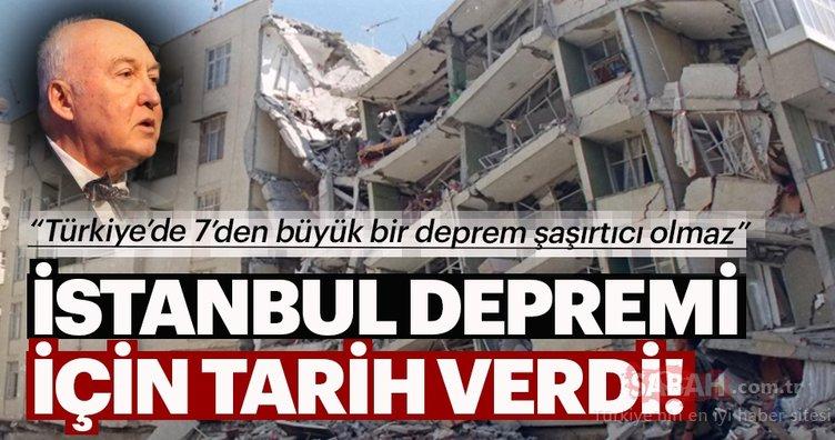 """""""İstanbul'da 2045'den önce deprem olursa..."""""""