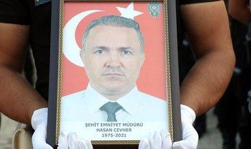 Emniyet Müdürünü şehit eden cani hakkında karar verildi! #hakkari