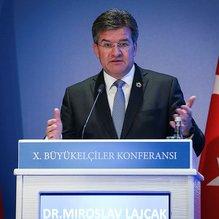 Slovakya Dışişleri Bakanı Miroslav Lajcak: Türkiye, BM'nin saygın bir üyesidir