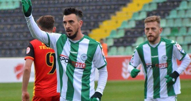Konyaspor'dan kupada gol şov!