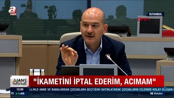 SON DAKİKA: İçişleri Bakanı Süleyman Soylu'dan sert kısıtlama uyarısı