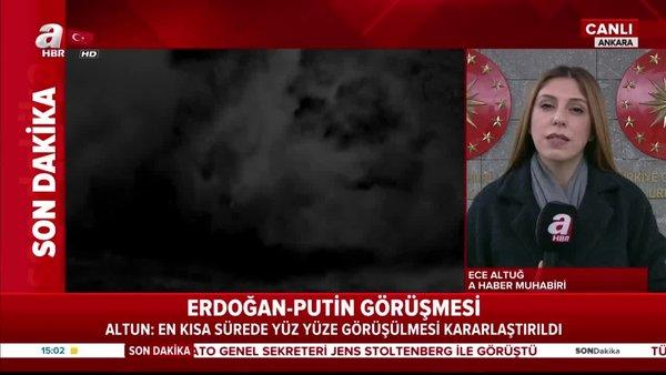 Suriye İdlib haberi: İşte Erdoğan-Putin görüşmesi detayları | Video