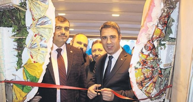 HDP'li gibi konuştu