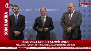 Bakan Albayrak'tan Euro 2024 yorumu