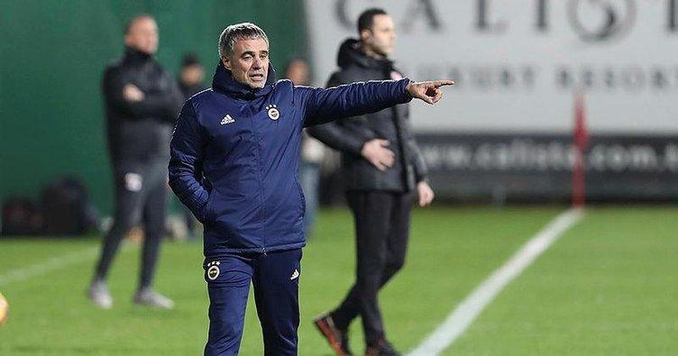 Fenerbahçe moralli döndü