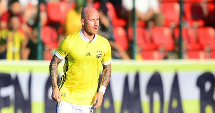 Son dakika: Stoch, Fenerbahçe'den resmen ayrıldı!