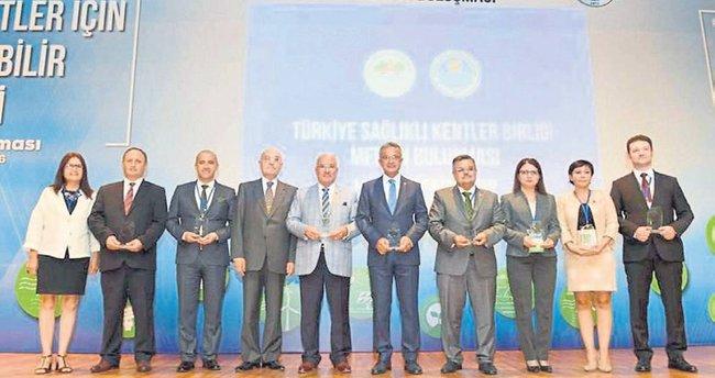 Mersin Büyükşehir'e jüri özel ödülü verildi