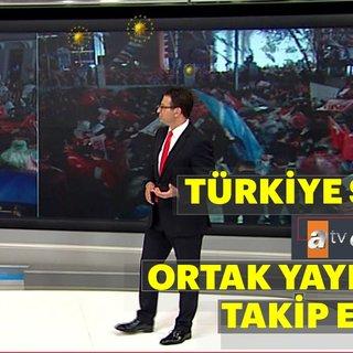 Türkiye seçimi, Atv, A Haber A News ve A Haber Radyo ortak yayınından takip edecek