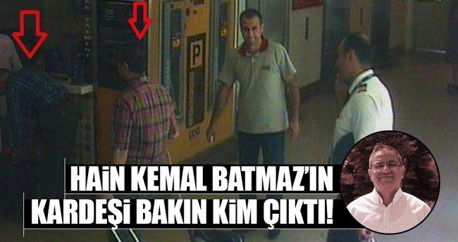 Kemal Batmaz'ın akademisyen kardeşi Şakir Batmaz