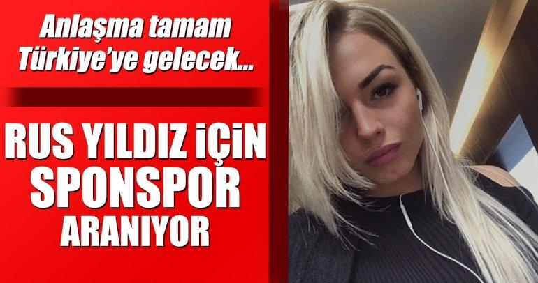 Rus yıldız Kovalenko, Türkiye'ye transfer oluyor!