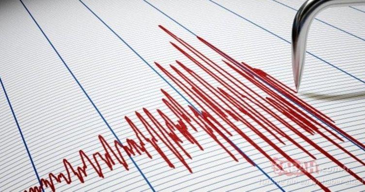 Deprem mi oldu, nerede, saat kaçta, kaç şiddetinde? 17 Ekim 2020 Cumartesi Kandilli Rasathanesi ve AFAD son depremler listesi