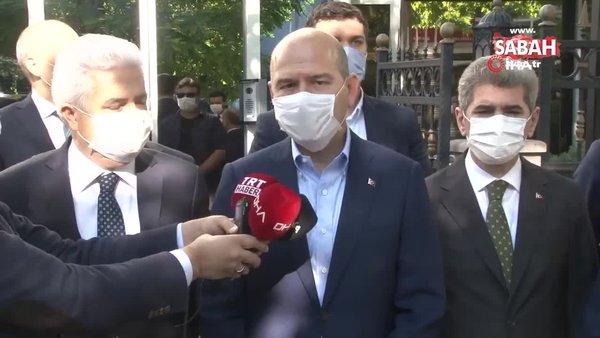 Bakan Soylu'dan önemli açıklamalar! Cumhuriyet tarihinin en büyük operasyonu   Video